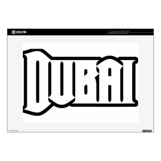 Capilla Dubai de encargo, UAE del representante Ya 38,1cm Portátil Calcomanía