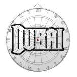 Capilla Dubai de encargo, UAE del representante Ya Tabla Dardos