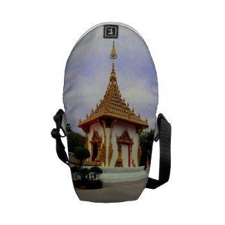 Capilla en 9 el piso Stupa, Khon Kaen Bolsas De Mensajeria
