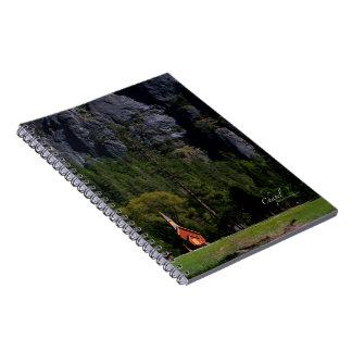 Capilla en Yosemite Cuaderno