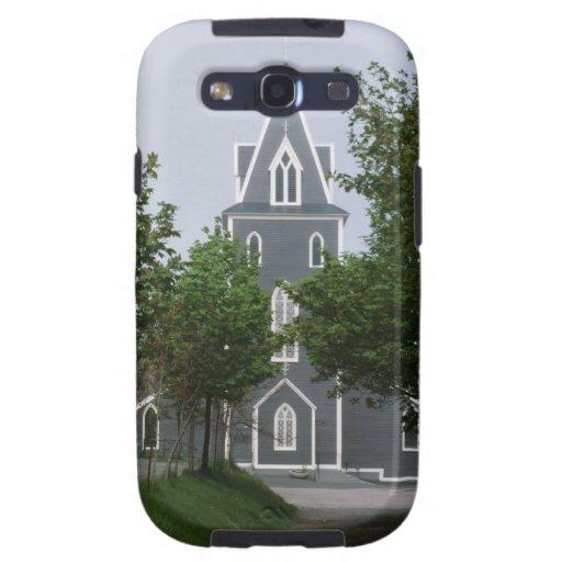 Capilla enselvada, Terranova, Canadá Samsung Galaxy S3 Carcasa