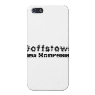 Capilla Goffstown de encargo, nuevo Hampsire del r iPhone 5 Carcasas