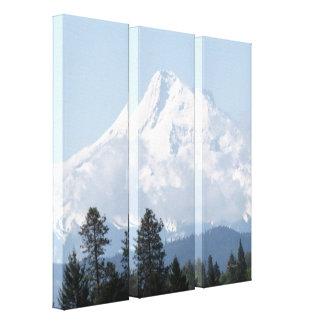 Capilla impresionante del Mt Lienzo Envuelto Para Galerías