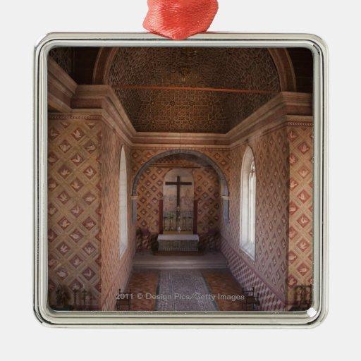 Capilla privada en palacio del nacional de Sintra Ornamento Para Reyes Magos