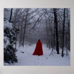 Capilla roja poster