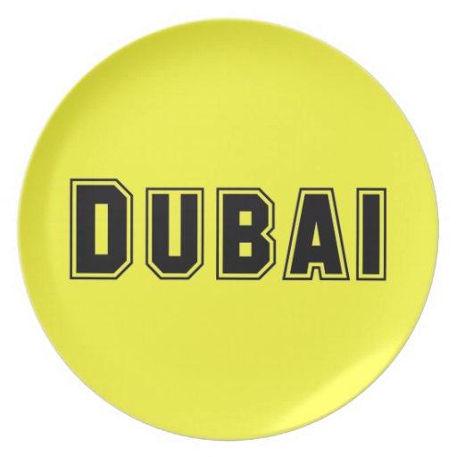 Capilla United Arab Emirates de encargo, Dubai del Platos