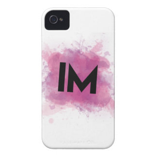 Capinha of the IM, Iphone 4 Case-Mate iPhone 4 Case