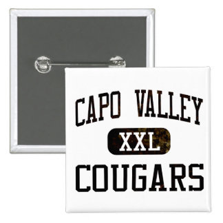 Capistrano Valley Cougars Athletics Pins