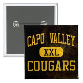 Capistrano Valley Cougars Athletics Pin