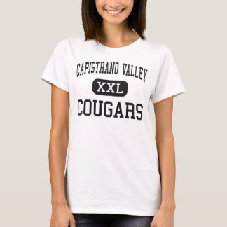 Capistrano Valley - Cougars - High - Mission Viejo T-Shirt