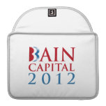 CAPITAL 2012 DE BAIN FUNDAS PARA MACBOOKS