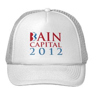 CAPITAL 2012 DE BAIN GORRAS DE CAMIONERO