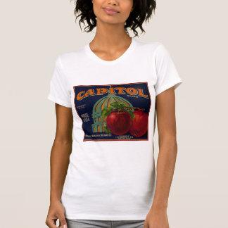 Capital Apple Label Sacramento T-shirt