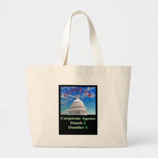 Capital Jumbo Tote Bag