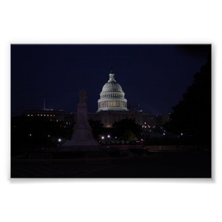 Capital Building Posters