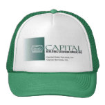 Capital Cleaning Hat