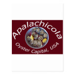 Capital de la ostra de Apalachicola Postal