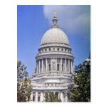 Capital de Wisconsin Postales