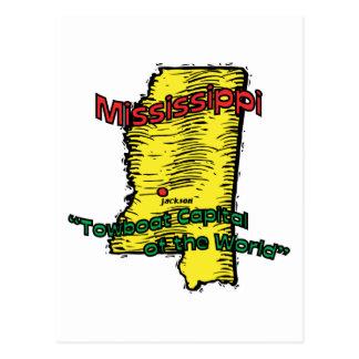 Capital del remolcador del ~ del lema del ms de postal