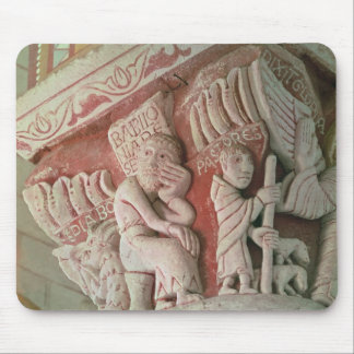 Capital from the chancel from 'Babilonia Mouse Pad
