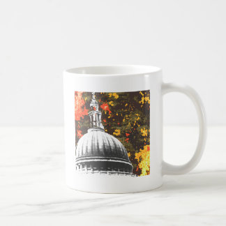 Capital Grunge Coffee Mug