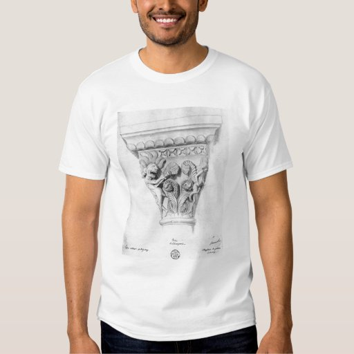 Capital illustrating the vice of despair tee shirt
