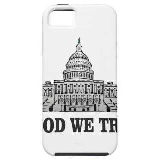 capital in god we trust iPhone SE/5/5s case