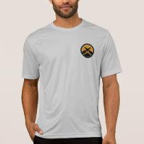 Capital Katori DryFit Workout T-Shirt (Grey)