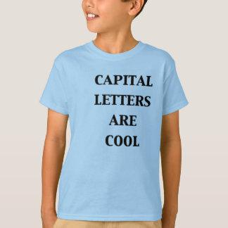 Capital Letters T-Shirt
