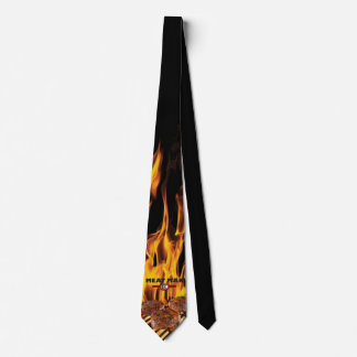 Capital Meats Grill Neck Tie