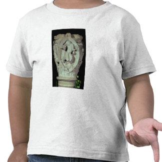 Capital que representa la cuarta llave de camisetas