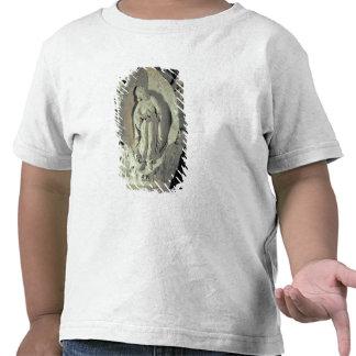 Capital que representa la segunda llave de camisetas