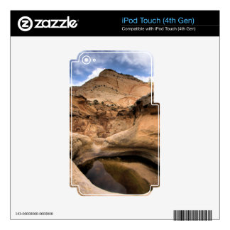CAPITAL REEFS iPod TOUCH 4G SKINS