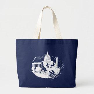 Capital Seasons Illustration Jumbo Tote Bag