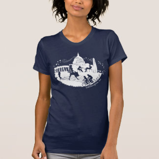 Capital Seasons Illustration T-Shirt