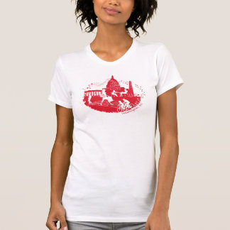 Capital Seasons Illustration Tee Shirts