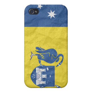 Capital Territory Covers For iPhone 4