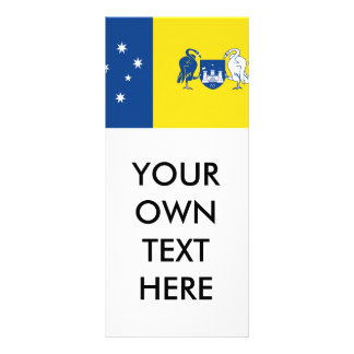 Capital Territory Flag Full Color Rack Card