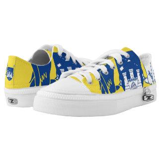 Capital Territory Low-Top Sneakers