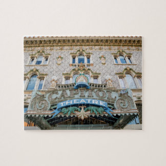 Capital Theatre Salt lake city Jigsaw Puzzle