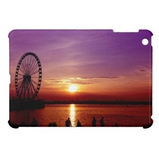 Capital Wheel at Sunset iPad Mini Cases