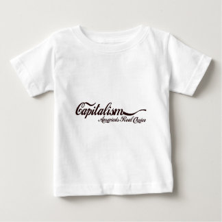 Capitalism - America's Real Choice Baby T-Shirt
