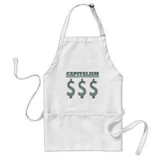 Capitalism $$$ aprons