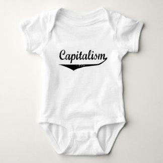 Capitalism Baby Bodysuit