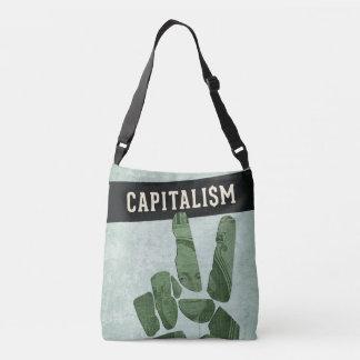 Capitalism Crossbody Bag