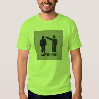Capitalism,Esperanza Tshirt