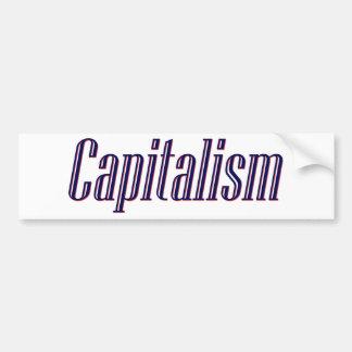 Capitalism III Bumper Sticker