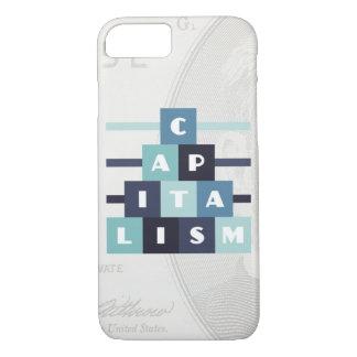 Capitalism iPhone 8/7 Case