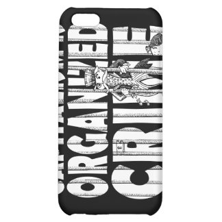 Capitalism is Organized Crime iPhone 5C Covers