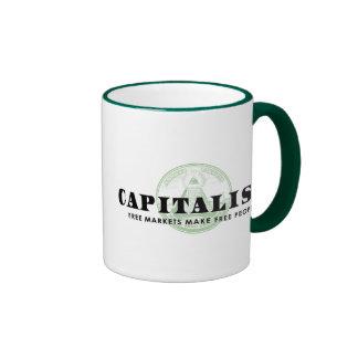 Capitalism Coffee Mugs